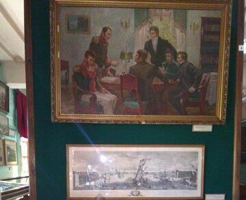 Музей декабристов в Чите 2